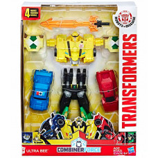 "Трансформер Combiner Force ""Ultra Bee"", c0626-c0624 hasbro"