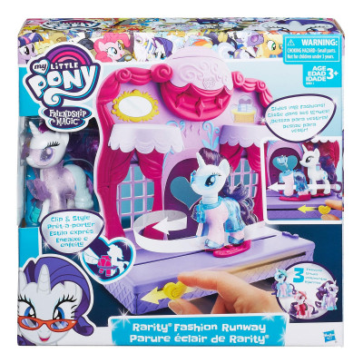 My Little Pony B8811 Бутик Рарити в Кантерлоте Hasbro