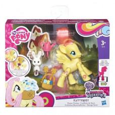 Пони Флаттершай с подвижными ножками My Little Pony, b3602 Hasbro
