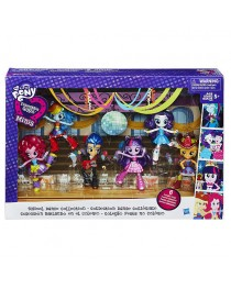 "Набор мини-кукол My Little Pony ""Dance School"", b8892 Hasbro"