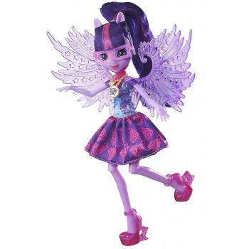 "Кукла Твайлайт Спаркл ""Легенды вечнозеленого леса"" My Little Pony, b6479 Hasbro"