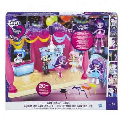 """Набор для мини-кукол """"В школе"""" My Little Pony, b6475 Hasbro"""