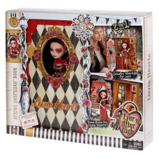 "Набор Ever After High ""Spring Unsprung"" - Книга Лиззи Хартс, CDM54 Mattel"