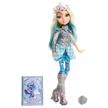 "Кукла Ever After High ""Игры Драконов"" - Дарлинг Чарминг, DHF33 Mattel"