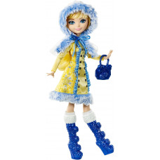 "Кукла Эвер Афтер Хай ""Заколдованная зима"" - Блонди Локс, DKR62 Mattel"