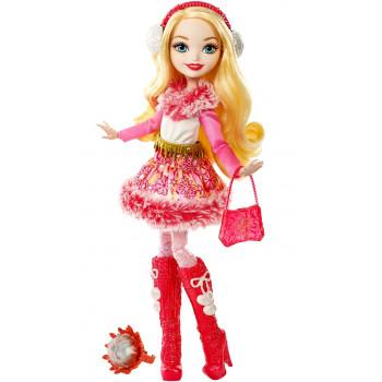 """Кукла Ever After High """"Заколдованная зима"""" - Эппл Вайт, DPP79 Mattel"""
