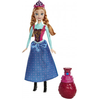 """Кукла Анна """"Холодное сердце"""" в меняющемся платье, BDK31 Mattel"""