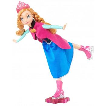 "Кукла Анна ""Холодное Сердце"" - Фигурное катание, CBC61 Mattel"