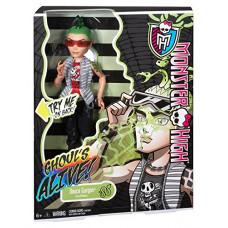 """Кукла Дьюс Горгон Monster High серии """"Они живые"""", BDD93 Mattel"""