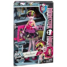 "Кукла Дракулаура Monster High серии ""Творческие монстры"", BDF12 Mattel"