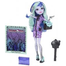 """Кукла Твайла Monster High """"Скарместр"""", BJM66 Mattel"""
