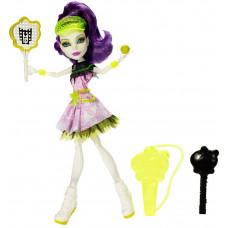 "Кукла Спектра Вондергейст Monster High серии ""Монстры спорта"", BJR13 Mattel"