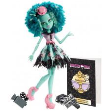 "Кукла Хани Свомп Monster High - ""Страх! Камера! Мотор!"", BLX24 Mattel"