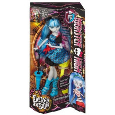 """Кукла Гулия Йелпс Monster High серии """"Монстрические мутации"""", CBP36 Mattel"""