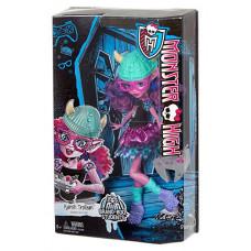 """Кукла Кьерсти Троллсон Monster High серии """"Монстры по обмену"""", CJC62 Mattel"""