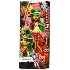"""Кукла Дженифер Лонг Monster High серии """"Монстры отдыхают"""", DKX95 Mattel"""