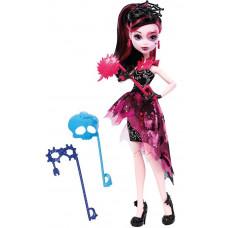 """Кукла Дракулаура Monster High серии """"Добро пожаловать в Школу Монстров"""", DNX33 Mattel"""