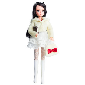 "Кукла Sonya Rose серия ""Daily collection"" в меховой куртке, R4325N Gulliver"