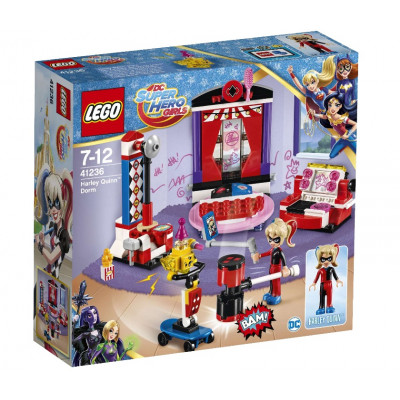 Дом Харли Квинн, 41236 Lego Super Hero Girls