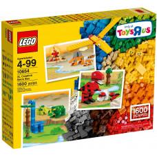 Огромная коробка кубиков XL, 10654 Lego