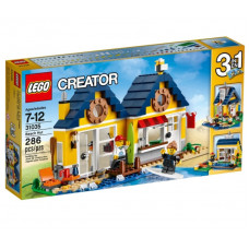 Домик на пляже, 31035 LEGO Creator