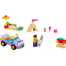 Поездка на пляж, 10677 LEGO Juniors