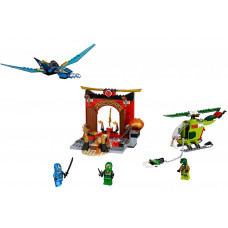Затерянный храм, 10725 Lego Juniors