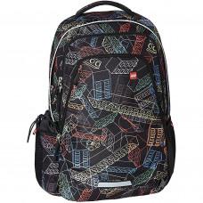 Школьный рюкзак Lego Zero, 20042-1716 Lego