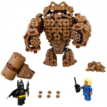 Атака Глиноликого, 70904 Lego Batman Movie