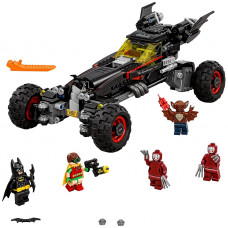 Бэтмобиль, 70905 Lego Batman Movie