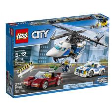 Стремительная погоня, 60138 Lego City