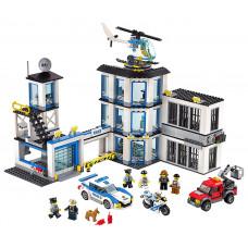 Полицейский участок, 60141 Lego City