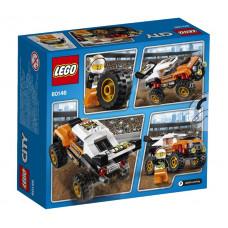Внедорожник каскадёра, 60146 Lego City