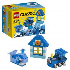 Синий набор для творчества, 10706 Lego Classic