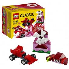 Красный набор для творчества, 10707 Lego Classic