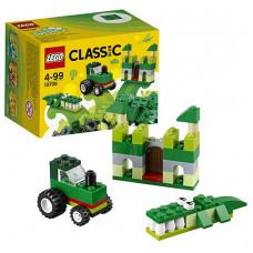 Зелёный набор для творчества, 10708 Lego Classic