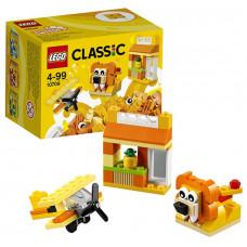 Оранжевый набор для творчества, 10709 Lego Classic