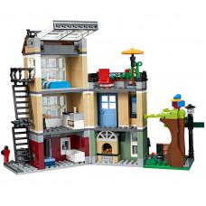Домик в пригороде, 31065 Lego Creator