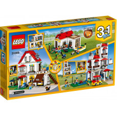 Семейная вилла, 31069 Lego Creator