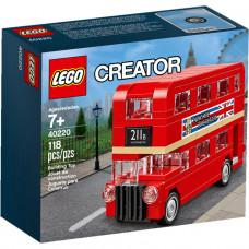 Лондонский автобус, 40220 Lego Creator