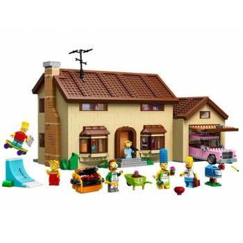 Дом Симпсонов, 71006 Lego