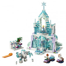 Волшебный ледяной замок Эльзы, 41148 Lego Disney Princess