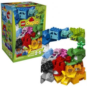 Большая коробка для творчества Дупло, 10622 Lego Duplo