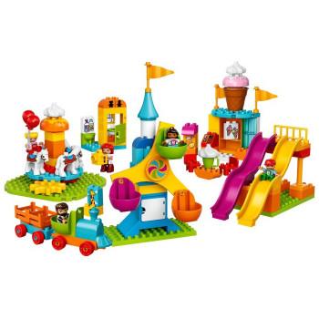 Большая ярмарка, 10840 Lego Duplo