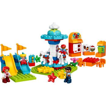 Аттракционы для всей семьи, 10841 Lego Duplo