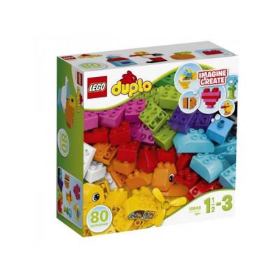 Мои первые кубики, 10848 Lego Duplo