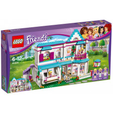 Дом Стефани, 41314 Lego Friends