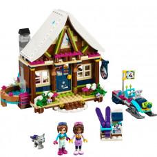Зимний отдых: Шале, 41323 Lego Friends