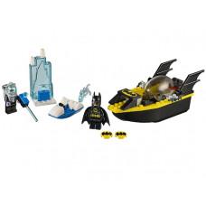 Бэтмен против Мистера Фриза, 10737 Lego Juniors