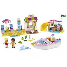 День на пляже с Андреа и Стефани, 10747 Lego Juniors